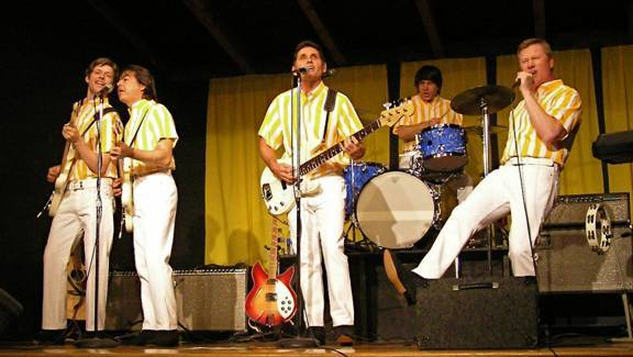 Surfin' Safari Beach Boys Tribute